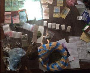 Полиция продолжает борьбу с наркопреступностью