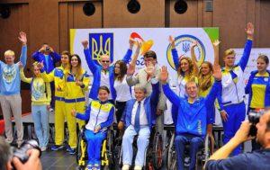 Запорожские паралимпийцы везут домой золотые медали