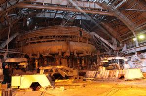 «Запорожсталь» обещает  построить  агрегат, который улучшит экологию