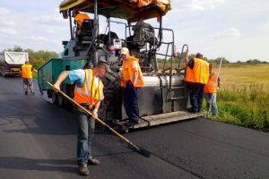На Запорожье ремонт дороги обойдется в 28 миллионов гривен