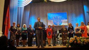 Учителей запорожского региона наградили премиями