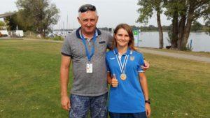 Запорожцы выбороли медали на чемпионате мира
