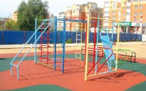 Кто строит спортивные и детские площадки в Запорожье
