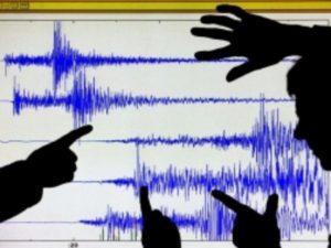 На побережье Камчатки произошло землетрясение магнитудой 6,2