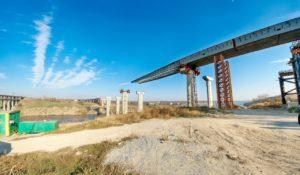 В Запорожье собираются возобновить строительство мостов