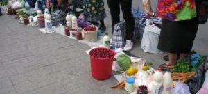 В Александровском районе перекрывают воздух стихийной торговле