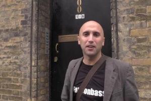 Иностранный журналист поплатится за неподобающее поведение на территoрии Украины
