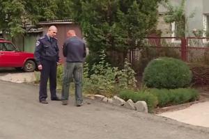 Мужчина угрожал своим родителям гранатой