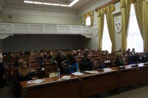 Общественный совет возобновил работу после летних каникул - ФОТО