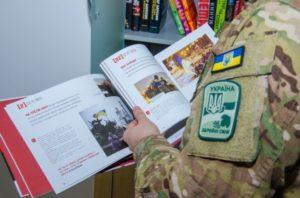 Общественная организация выпустит книгу про запорожских героев АТО