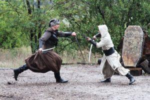 Как запорожцы погуляли на фестивале «Покрова на Хортице» - фото
