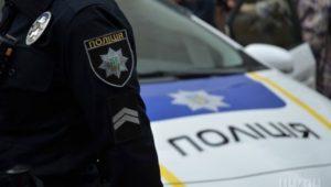 В Запорожье преступник набросился на полицейского с кулаками