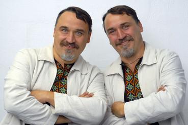 На Запорожскую книжную толоку с новым романом приедут писатели братья Капрановы