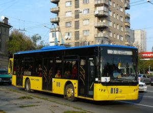 В центре Запорожья приостановят движение троллейбусов