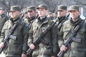 Брыль пообещал позаботиться о  передислоцированном батальоне