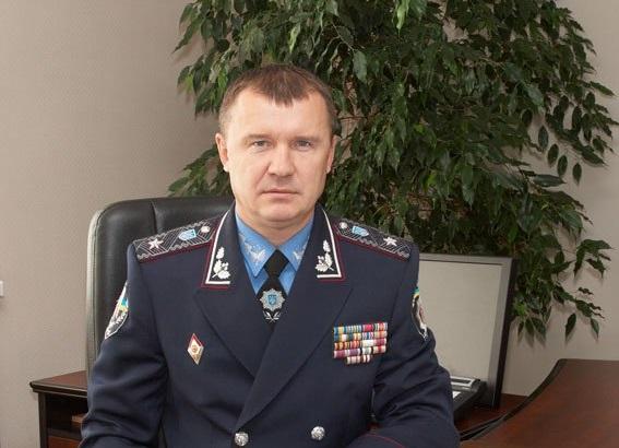 Виктор Ольховский прощается с Национальной полицией Запорожья