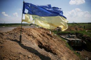 Под обстрелом в зоне АТО погиб молодой пехотинец из Запорожской области