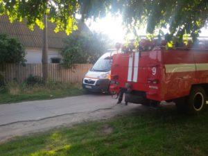 В Запорожской области взрывом газа разнесло часть дома (фото)