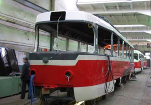 «Запорожэлектротранс» купит  кузов трамвайного вагона за 4 миллиона гривен