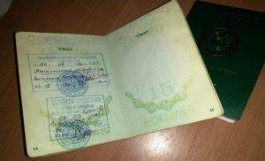 В Запорожской области задержали нелегалов из Африки и Кавказа