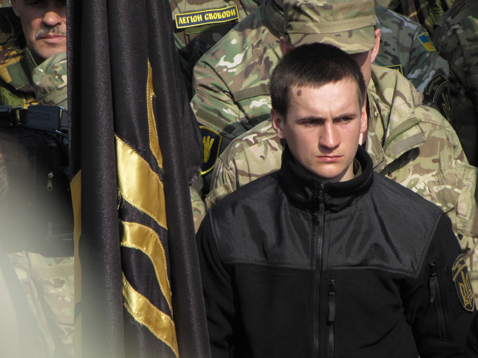 В зоне АТО погиб молодой офицер