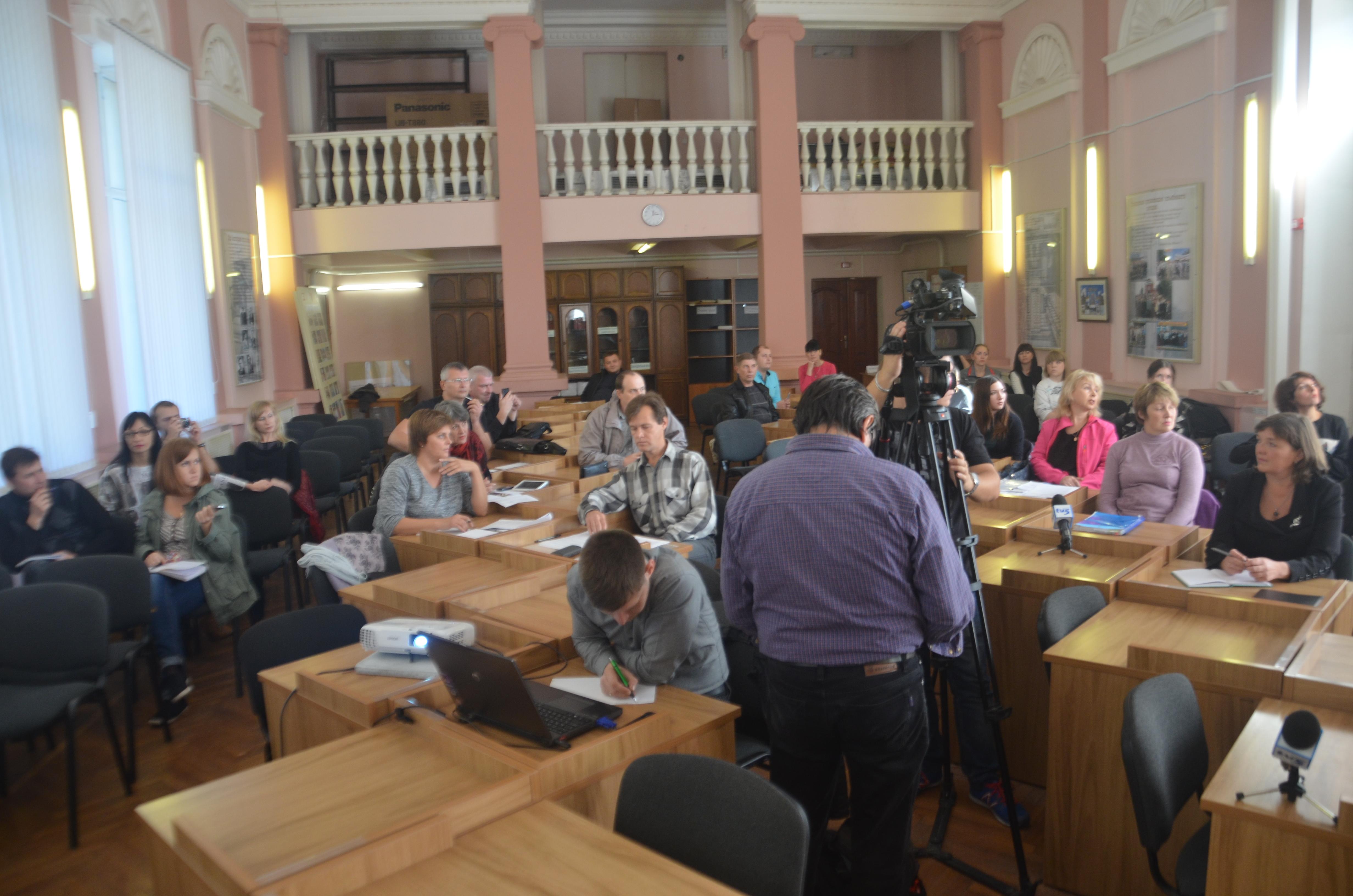 Впервые общественники и заводчане открыто обсудили вопросы экологии