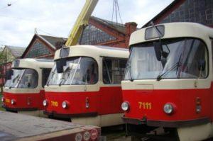 В Запорожье проведут реконструкцию трамвайного вагона