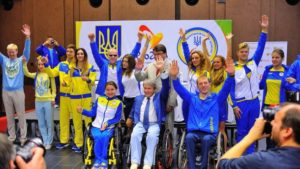 Запорожские паралимпийцы получат по полмиллиона гривен