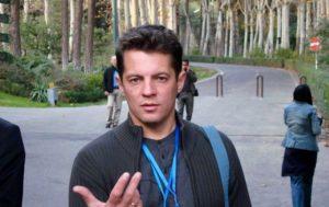 Украинский журналист обвиняется в шпионаже
