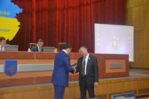 Константин Брыль вручил награды выдающимся запорожцам (фото)