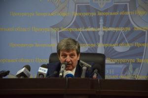 Последний день прокурора Шацкого: о заказной проверке и взаимоотношениях с Луценко