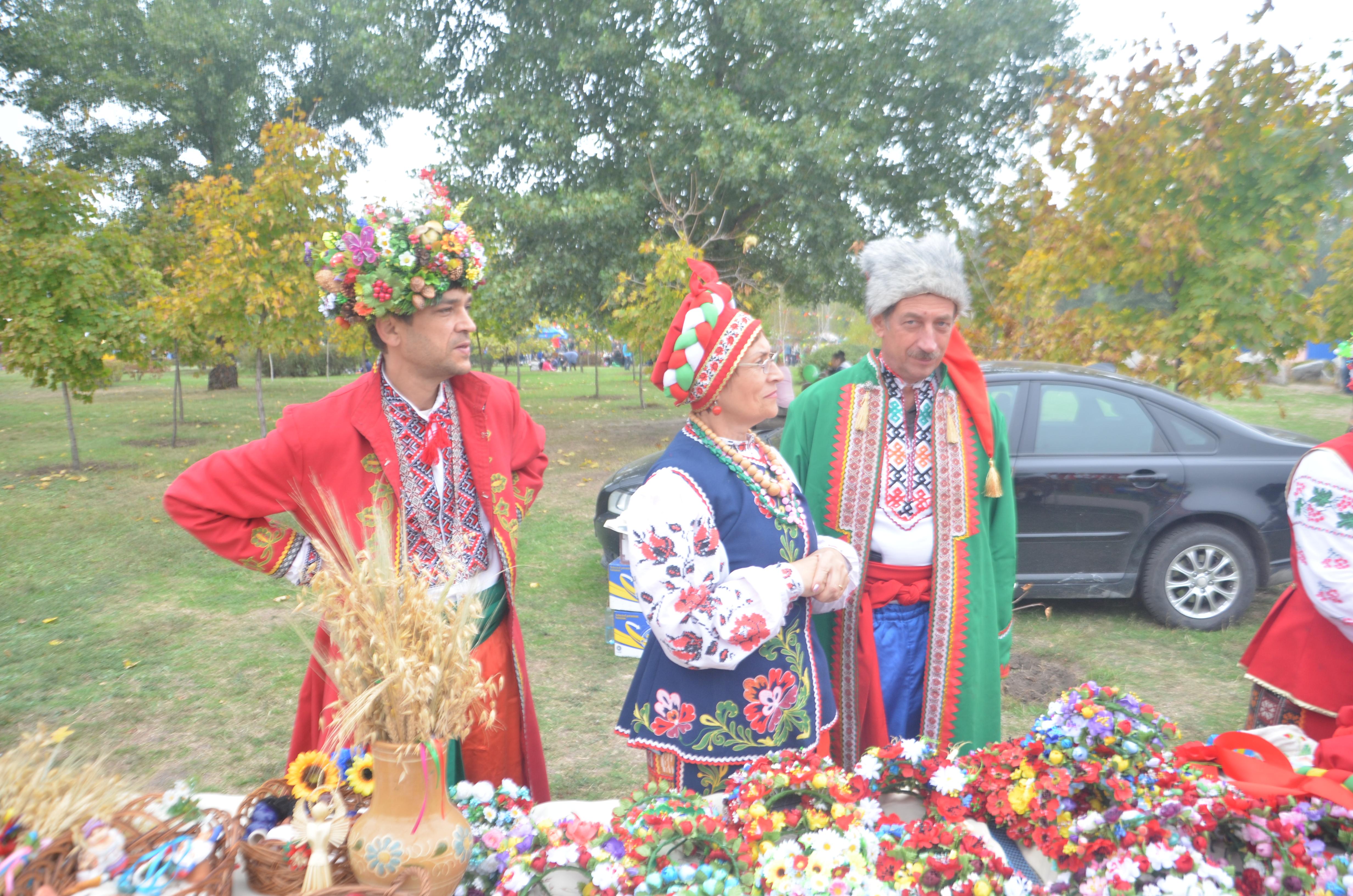Чем запомнилась Покровская ярмарка-2016 - фото