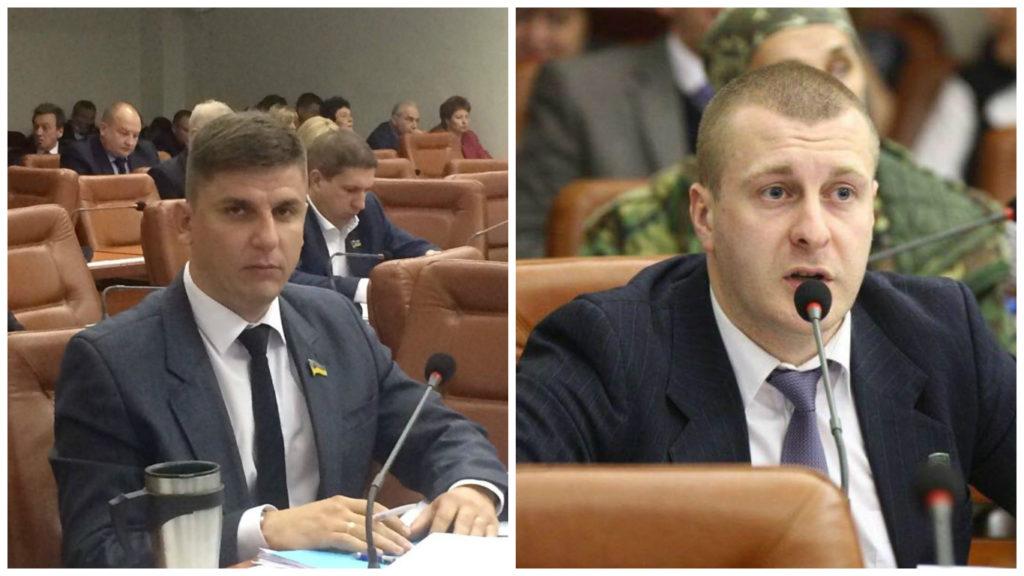 Укроповцы исключили из партии опального депутата