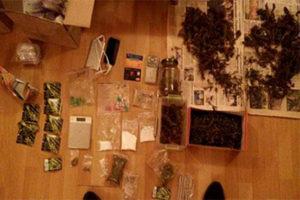 В Запорожье накрыли канал поставок элитных наркотиков из Европы - ФОТО, ВИДЕО