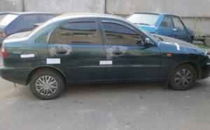 Мужчина сам угнал у себя авто, чтобы скрыть пропажу денег