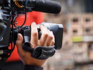 Запорожскому журналисту мешала работать охрана предприятия