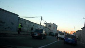 В Запорожье столкнулись три авто: есть пострадавшие