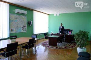 Областной совет отремонтирует кабинет Владислава Марченко почти за 60 тысяч гривен