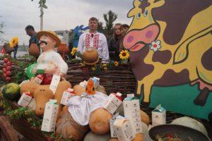 В Запорожье на Покровской ярмарке заработали 3,5 миллиона гривен