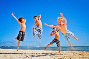 В этом году за бюджетные средства отдохнули 117 тысяч запорожских детей