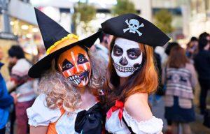 Запорожцев приглашают на ежегодное празднование Хэллоуина