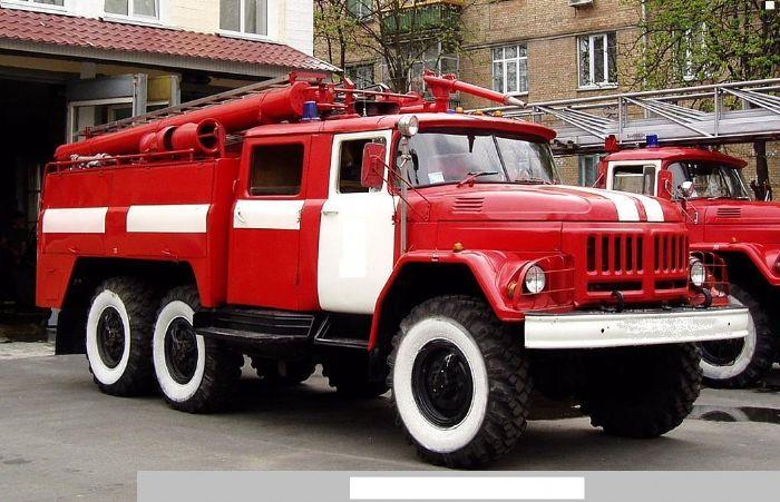 Пожарные спасли запорожца от смерти в огне
