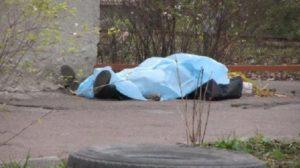 В Запорожье на территории завода убили молодого парня