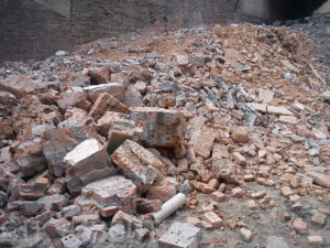 В Заводском районе на вывоз строительного мусора потратят 544 тысячи гривен