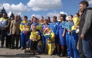 Депутаты облсовета выделили 2 миллиона гривен на премии паралимпийцам и олимпийцам