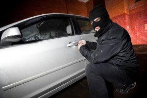 В Запорожской области из гаража угнали два автомобиля