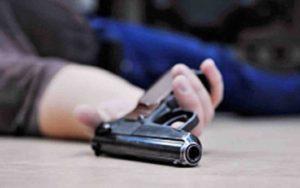 В Запорожской области застрелился мужчина