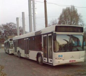 «Запорожэлектротранс» пополнился новыми автобусами