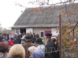В Запорожской области простились с погибшим солдатом АТО