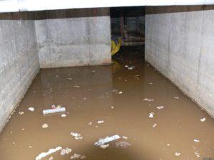 Жители запорожской многоэтажки жалуются на затопление